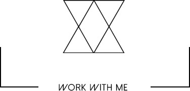 Work With Me Glyph